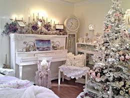 Shabby Chic Christmas Tree by 1477 Best Shabby Pink Christmas Images On Pinterest Shabby Chic