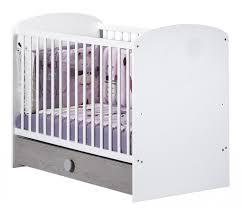 lit bébé à barreaux 120x60 lola de sauthon sélection sauthon