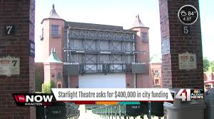 starlight home theater starlight theatre requests funding for repairs kshb com 41