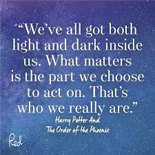 Light And Dark Quotes Best Harry Potter Quotes Books Culture Red Online