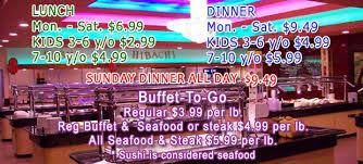 Hibachi Buffet Near Me by Hibachi Grill Sushi Buffet