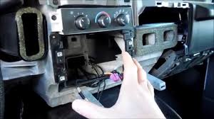 how to install a aftermarket radio and a alpine powerpack ktp 455u