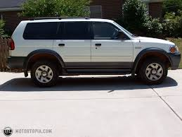 lifted mitsubishi montero 01 montero sport 4wd body u0026 suspension lift info needed page 3