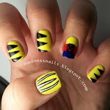 best 25 wolverine nails ideas on pinterest marvel nails