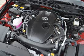 new lexus muscle car brand new turbocharged engine in the 2016 lexus is 200t f sport 6