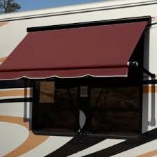 Cloth Window Awnings Rv Window Awnings Quality Vinyl U0026 Acrylic Shade Pro Inc