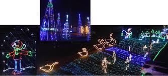 christmas lights wichita ks the arc s lights the arc of sedgwick county