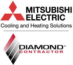 mitsubishi electric logo mitsubishi ductless mini splits paitson brothers