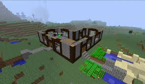 minecraft house ideas pc
