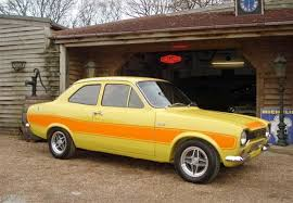 how to identify a 1973 1975 ford escort mk1 rs2000 classicregister