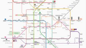 Green Line Metro Map by These 7 Rules Could Create One Subway Map For The Entire World