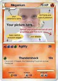 design and print your own card pokémon card maker