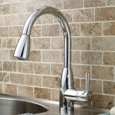 pulldown kitchen faucet kitchen faucets fairbury single handle pulldown kitchen faucet by