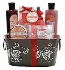 Bath Gift Basket Decorative Tin Basket Bath Set Buy Bath Gift Set Bath Set Gift