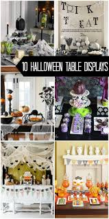 hotel transylvania halloween decorations 10 halloween table displays to inspire your own halloween table