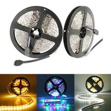 dc led strip lights 5m 300 leds smd 3528 flexible led strip light non waterproof dc 12v