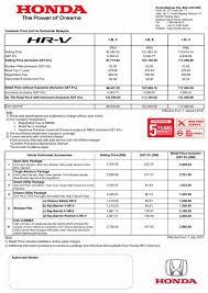 honda malaysia car price honda car price list malaysia gst honda proton toyota renault