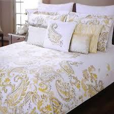 yellow duvet covers queen 4223