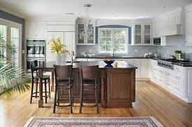 stained kitchen cabinets with hardwood floors staining kitchen cabinets transitional kitchen home