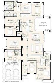 best floor plan for 4 bedroom house 5 bedroom 4 bath rectangle floor plan pleasant idea 6 bedroom home