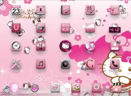 girly wallpaper for tablet 46 hello kitty backgrounds for laptops hd hello kitty wallpapers