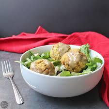 air fryer falafel balls for salads or sandwiches glue glitter