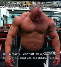 Female Bodybuilder Meme - i want to be big strong and have traps powerliftinglife
