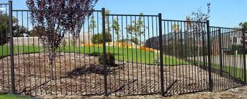 ornamental iron utah s fence installation contractor and