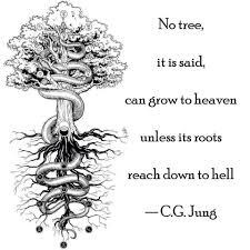 no tree it is said can grow to heaven carl jung 960x960
