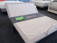 tempur pedic adjustable bed frames ebay