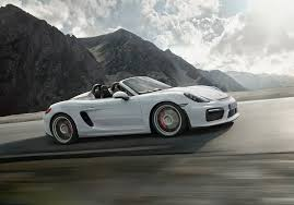 porsche boxster fuel economy porsche the boxster spyder debuts in ny superyachtdigest