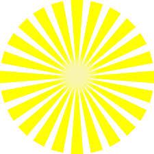 sun rays burst clip at clker com vector clip