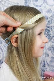 Frisuren Anleitung Mit Haarband by Die Besten 25 Frisuren Mit Haarband Anleitung Ideen Auf