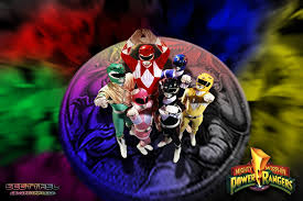 mmpr wallpaper scottasl deviantart power rangers