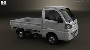 subaru sambar van 360 view of subaru sambar truck 2014 3d model hum3d store