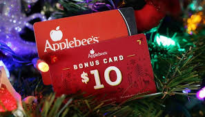 applebee gift card win 100 applebee s gift card grkids