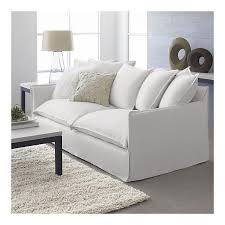slip covered sofa for oasis sofa crate barrel