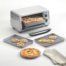 Toaster Oven Pizza Pan Farberware Nonstick Bakeware 4 Piece Toaster Oven Set Target