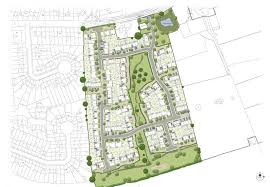 plans home 163 home estate planned for near wolverhton express