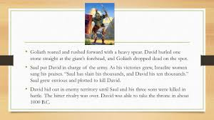 the kingdom of israel ppt download