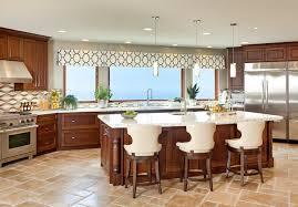 Kitchen Valance Ideas Laguna Kitchen Transitional Kitchen Orange County By