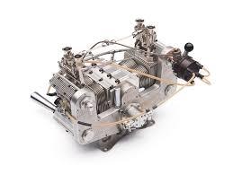 porsche 917 engine hand crafted working miniature porsche engines for sale