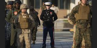 everything you know about the marine corps uniform is wrong