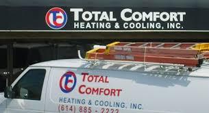 Total Comfort Hvac About Total Comfort Heating U0026 Cooling Inc Worthington Hvac