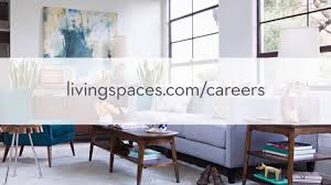 livinf spaces now hiring living spaces youtube
