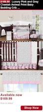 Bedding Sets For Girls Print by Best 25 Cheetah Nursery Ideas On Pinterest Cheetah Print Rooms