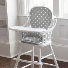 Rocking Horse High Chair White Wood High Chair White Wood Baby High Chair Youtube