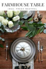 better homes and gardens fall decorating farmhouse dining table fall farmhouse table tablescapes and