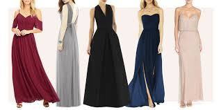 dress for bridesmaid 15 best bridesmaids dresses for 2017 beautiful winter bridesmaid