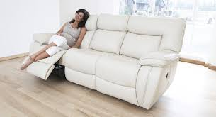 3 Seater Leather Recliner Sofa Luxurious 3 Seater Electric Recliner Sofa Of Seat Reclining